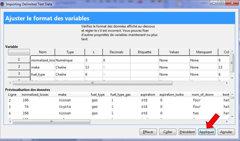 logiciel statistique pspp